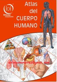 LIBROS: ATLAS DEL CUERPO HUMANO PARA EDUCACIÓN PRIMARIA Y ...