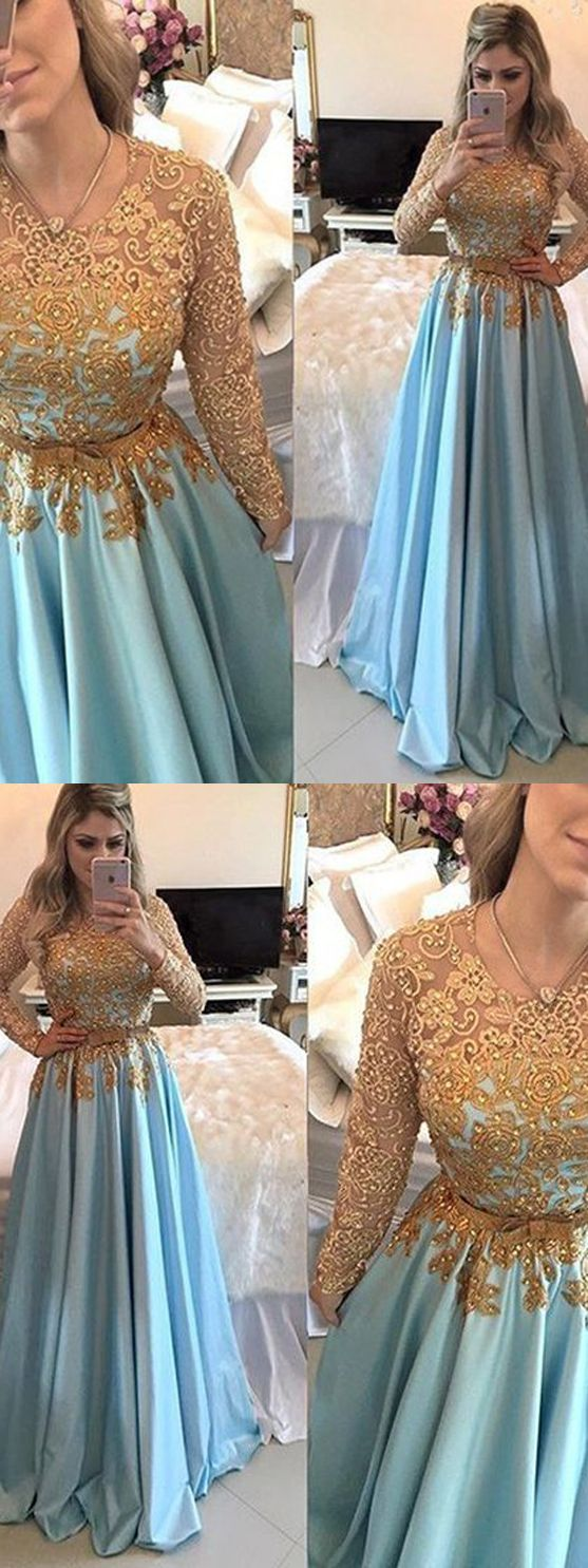 prom dress with sleeves simple modest elegant african cheap