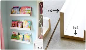 Childrens Sling Bookcase Ikea