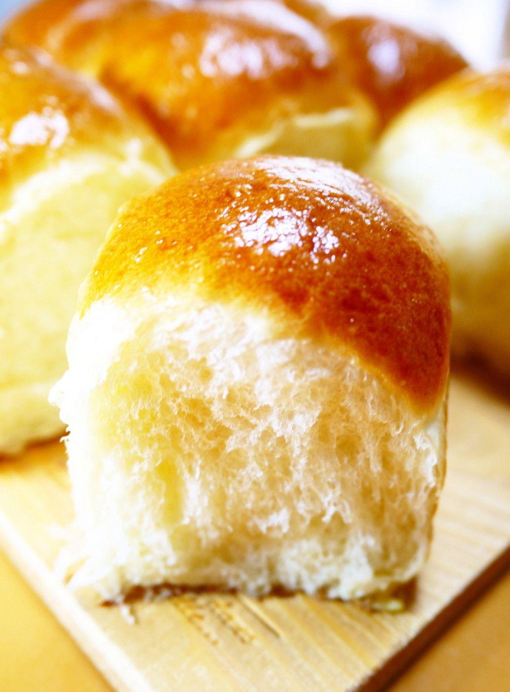 成形 ロールパン