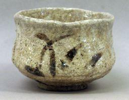 The quintessential Japanese Zen tea ceremony folk bowl