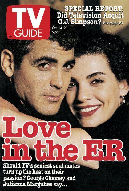 Er 1995 Tv Guide Tv Guide Covers In 2018 Pinterest Tv