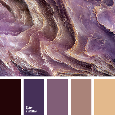 Color Palette 2586 Brown