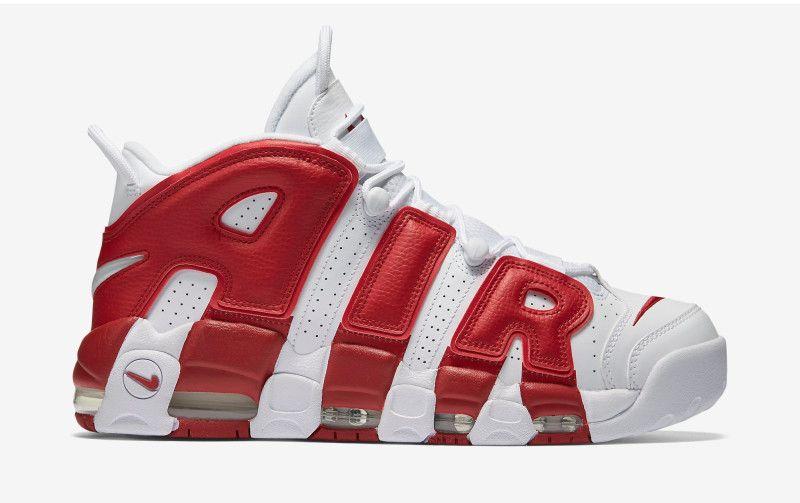 wholesale dealer b05c0 a4c67 Nike Air More Uptempo (Candy Cane)