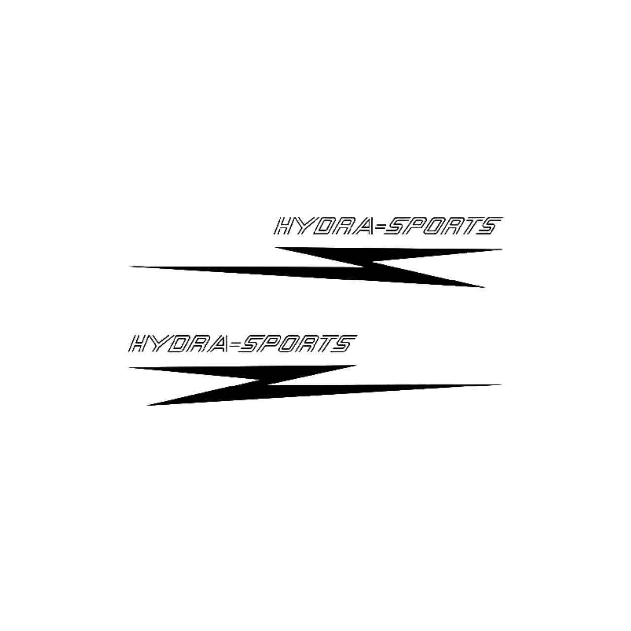 Hydra Sports Boat Kit Decal Sticker Ballzbeatz Com