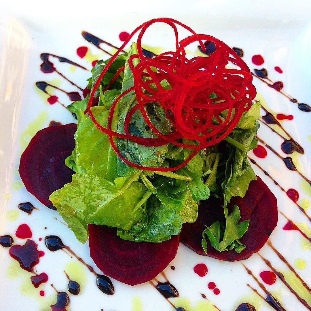 Instagram Photo By Basil Mint May 17 2016 At 12 31am Utc Beet Salad Basil Menu Items