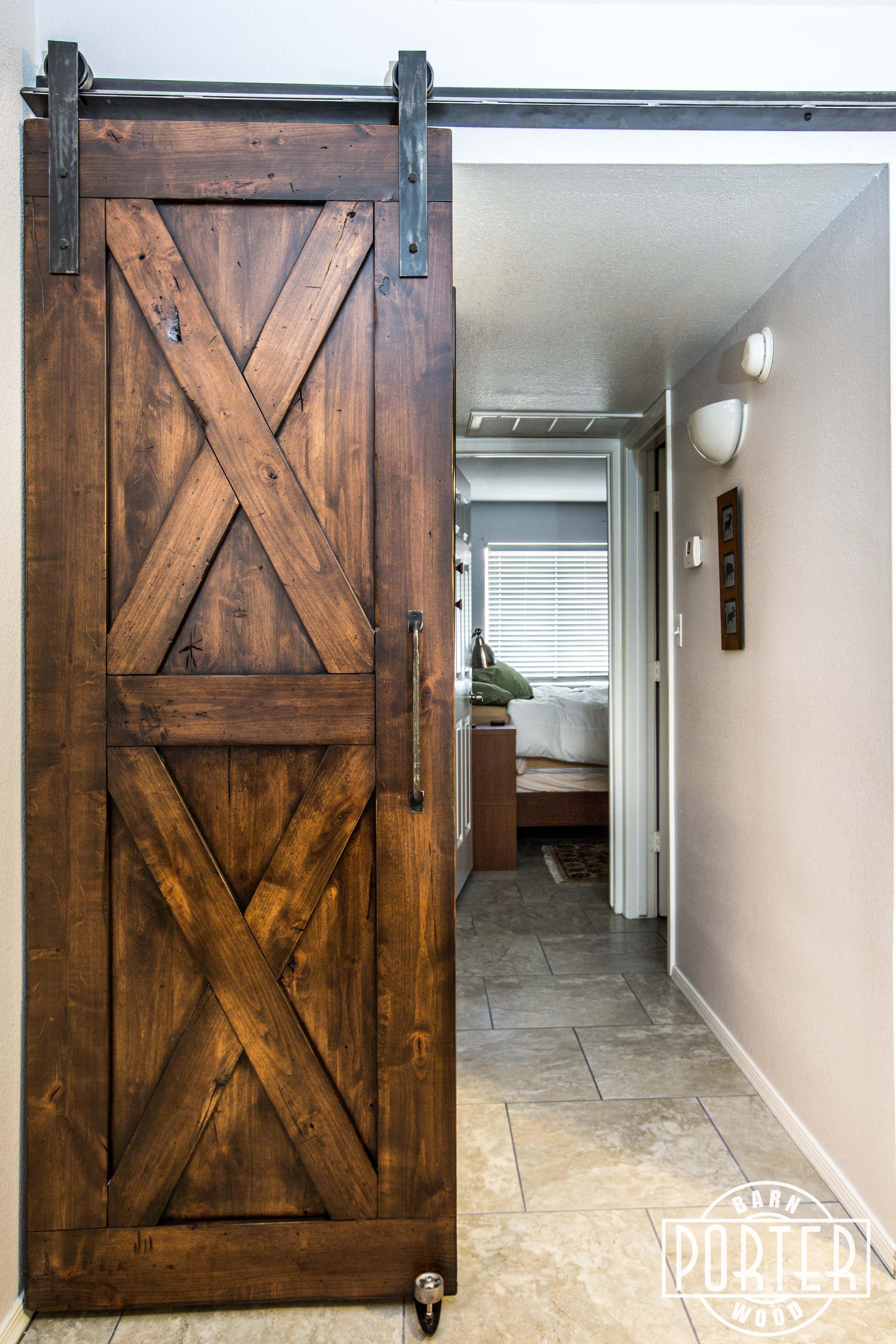 to Diy sliding barn door, Barn wood, Barnwood doors