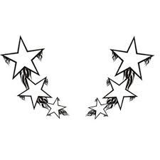 Stern Tattoo Vorlage Tattoo Star Tattoos Tattoos Und Tattoo Designs
