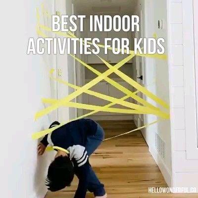 Photo of Best indoor activities for kids