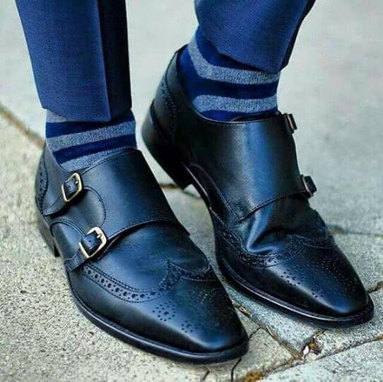 Double monk Correct socks
