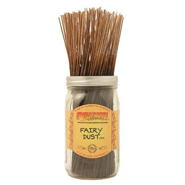 "Wild Berry Incense 11"" stick - Fairy Dust (Masks Smoke Odor)"