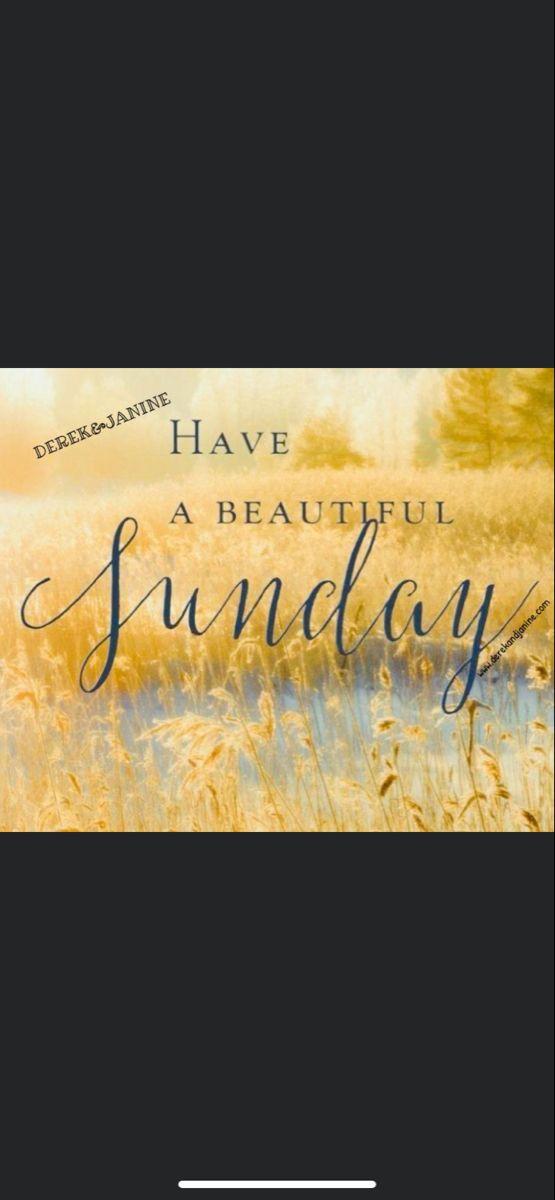Happy Sunday, have a great day everyone!! #sunday #sundayvibes #happysunday #happysundayeveryone #happy #greatday #day #dayoff #great #enjoy #enjoylife #derekandjanine #djgetlivingnow