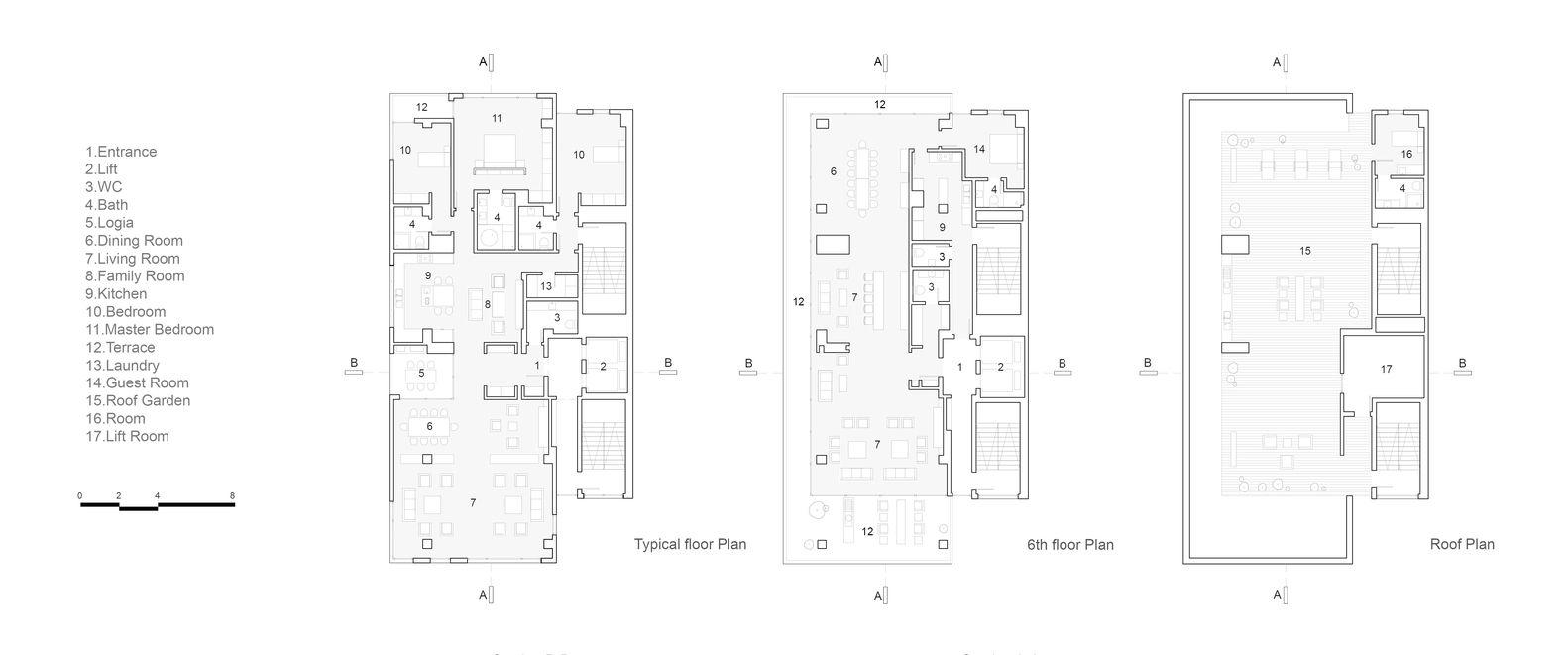 Bw7 Floor Plan How To Plan Floor Plans Roof Plan