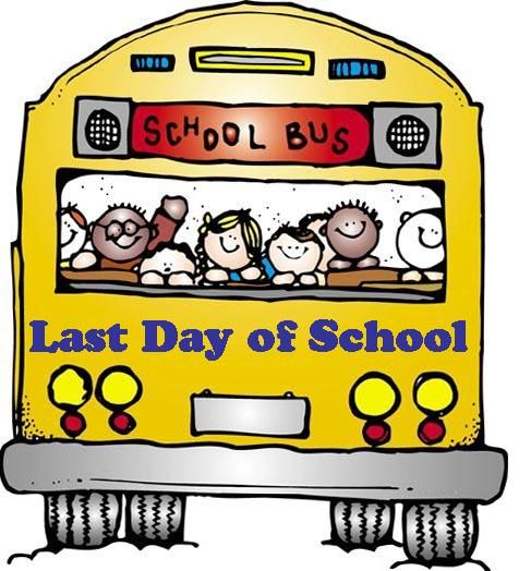 last day of school we used to do things that we couldn t do any rh pinterest com happy last day of school clipart