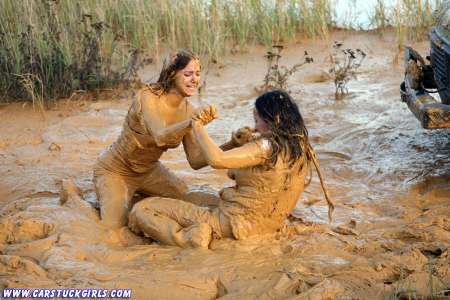 Can Girls mud wrestling variant possible