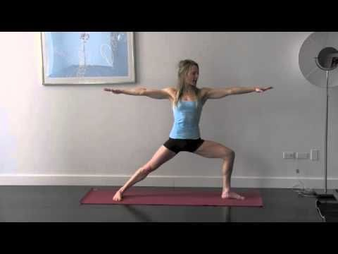 beginner yoga poses with julie wilcox warrior 2 extended
