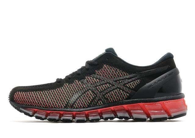 asics mens running shoes size 11 uk