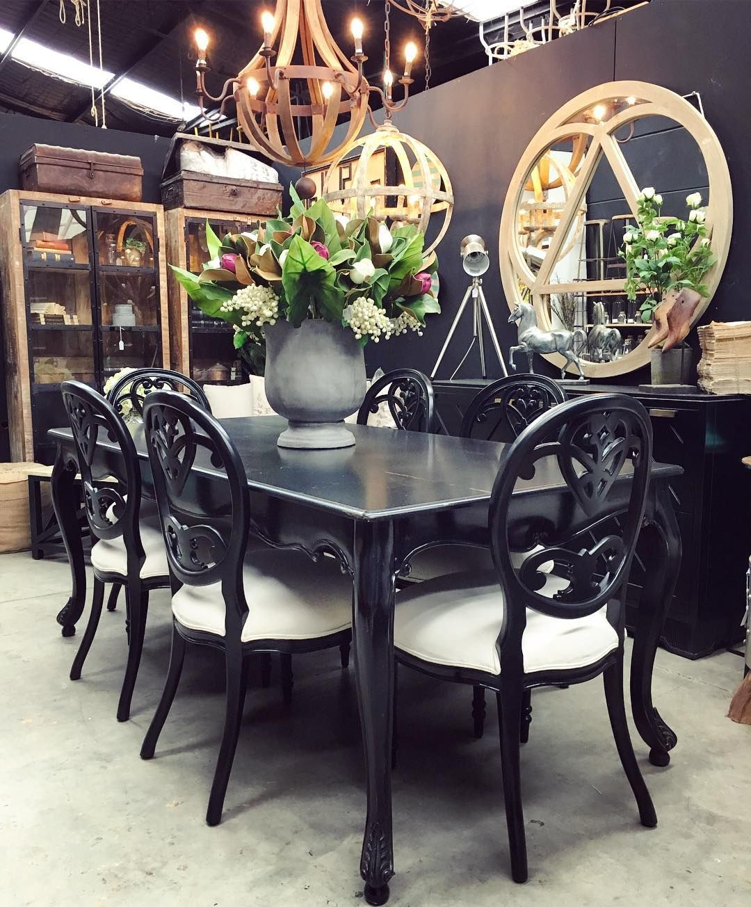 Formal Dining Dress It Up With Canalside Interiors Laurent Dining