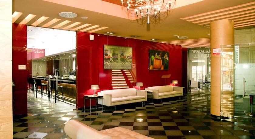 Booking.com: Hotel Silken Coliseum - Santander, España