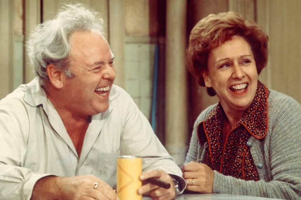 All In The Family   Classic TV Shows   Pinterest