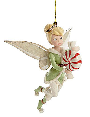 Lenox 2012 Tinker Bell Ornament...for your collection of tinker ornaments  : )
