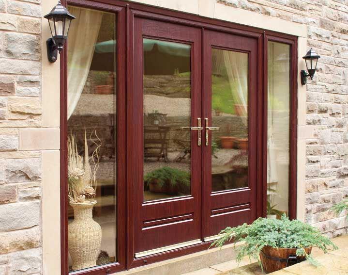 Sliding Glass French Doors French Doors Bedroom Pinterest