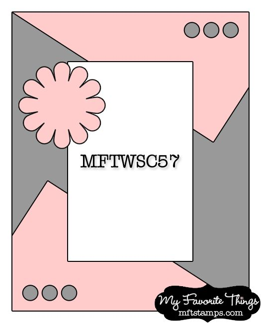 Wednesday Stamp Club My Favorite Things Card Sketches Templates Card Sketches Cards
