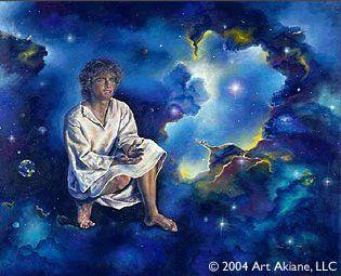 Resultado de imagem para quadros de Akiane Kramarik