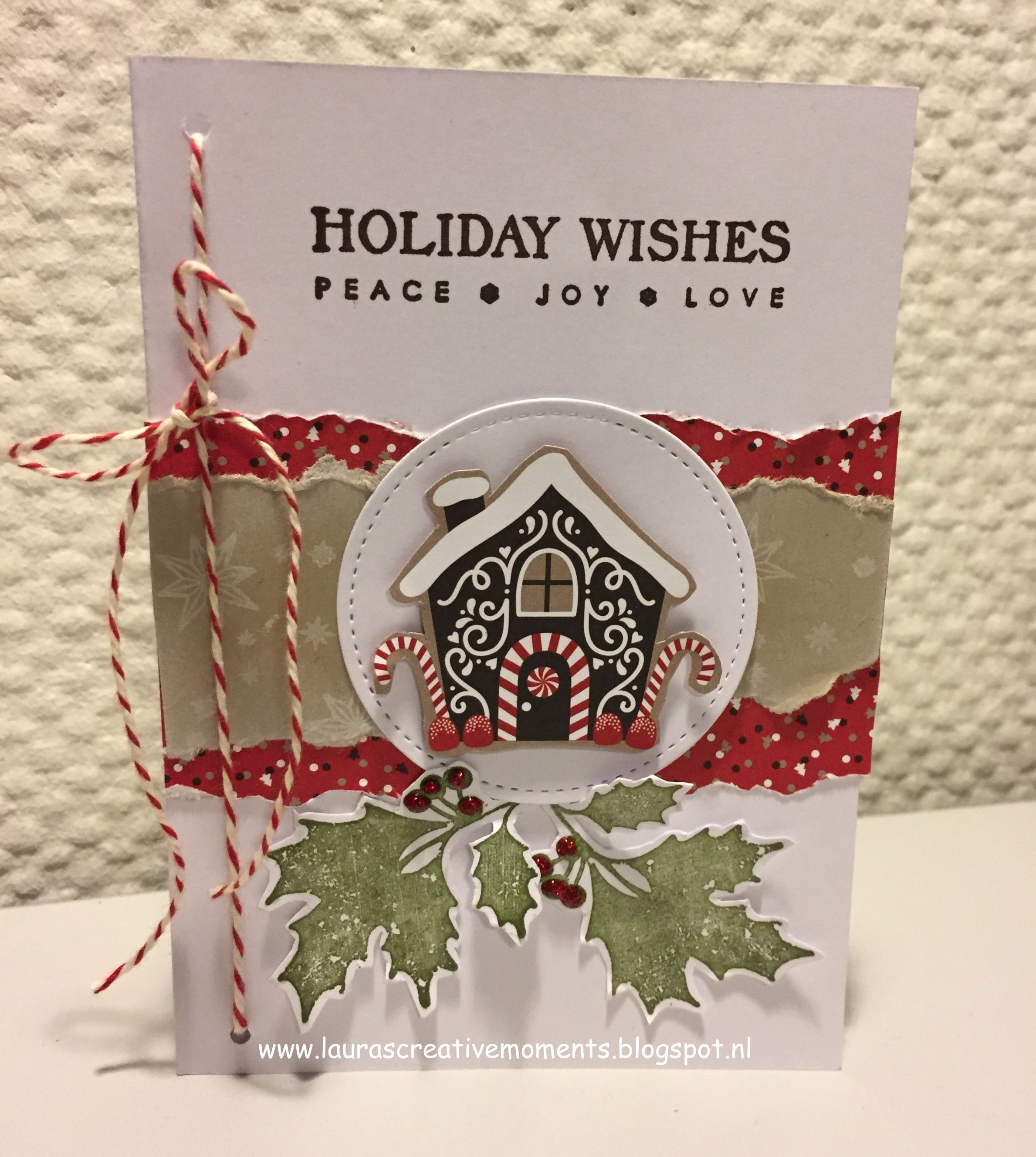 Goodbye November Hello December Candy Canes Card Ideas And