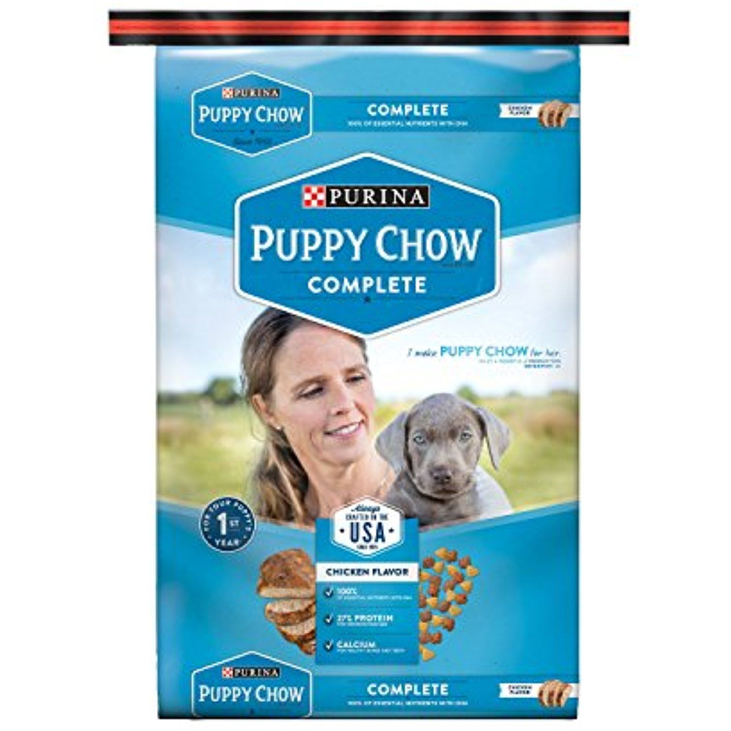 Purina Puppy Chow Complete Puppy Dry Dog Food 16 5 Lb Bag Of 1 You Can See This Great Product This Is An Af Purina Puppy Chow Purina Puppy Puppy Chow