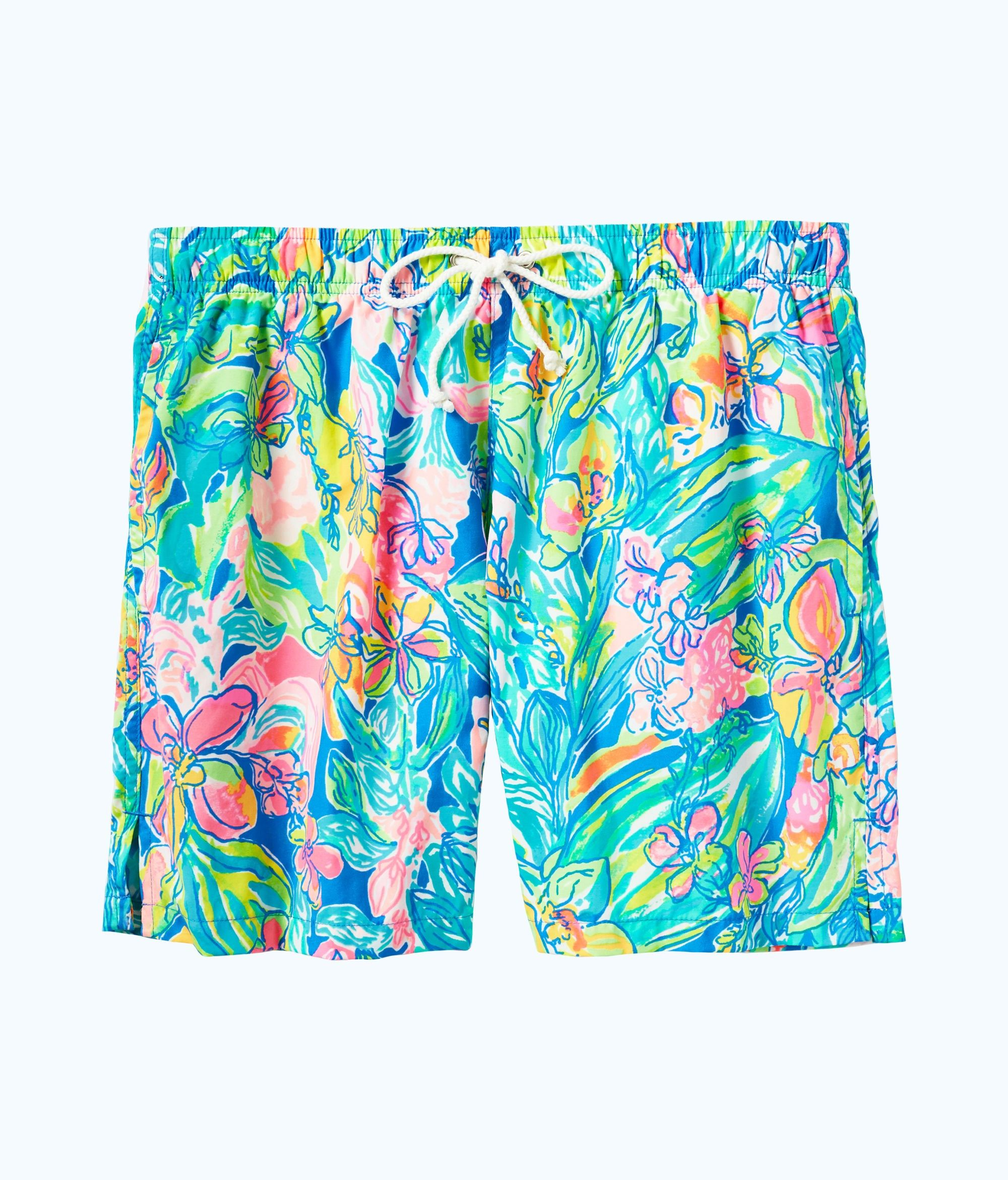 9484f05538f9a2 Lilly Pulitzer Mens Capri Swim Trunk - XXL | Products | Swim trunks ...