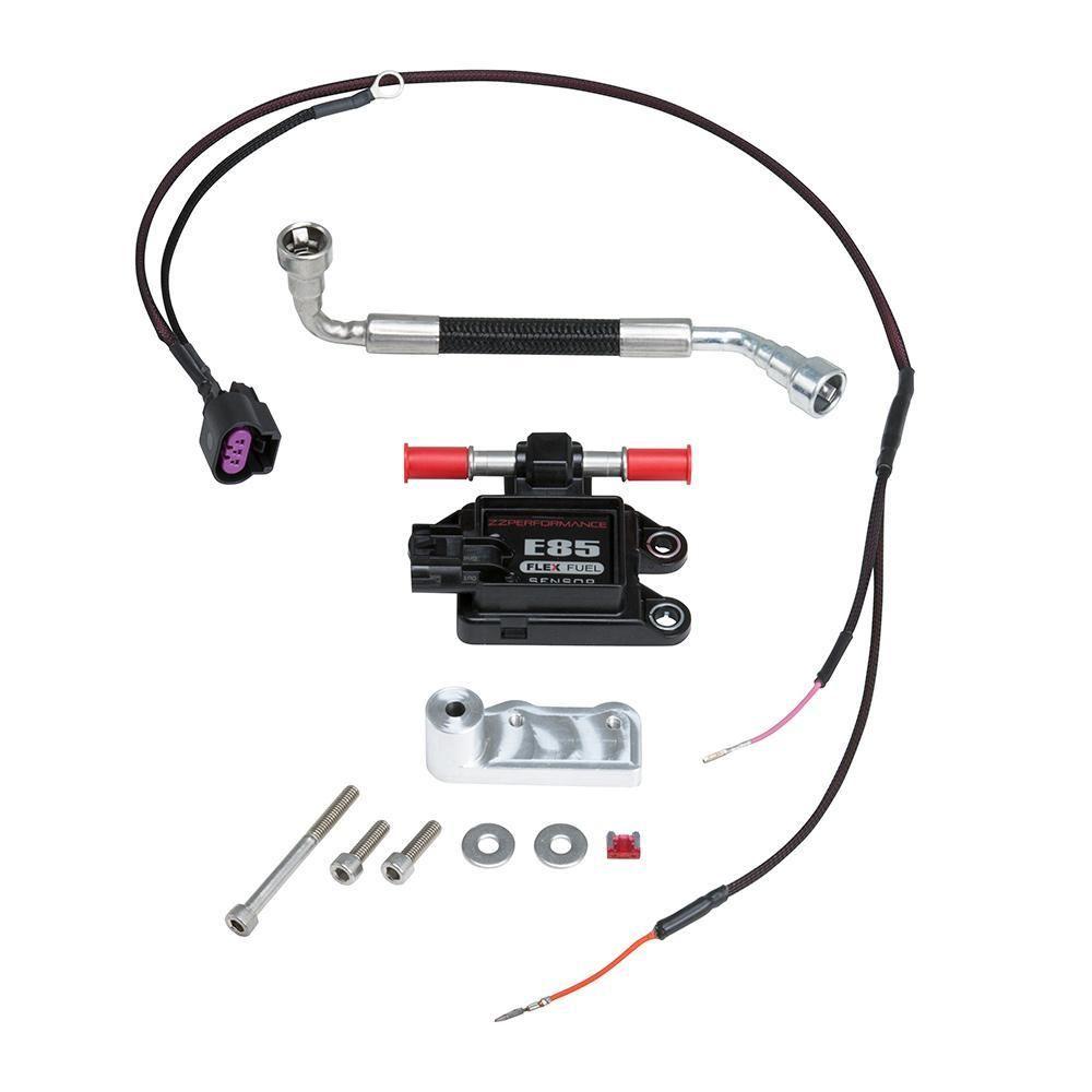 Ltg E85 Flex Fuel Conversion Kit Fuel Flex Twin Turbo