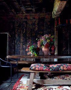 Dining Room | @invokethespirit