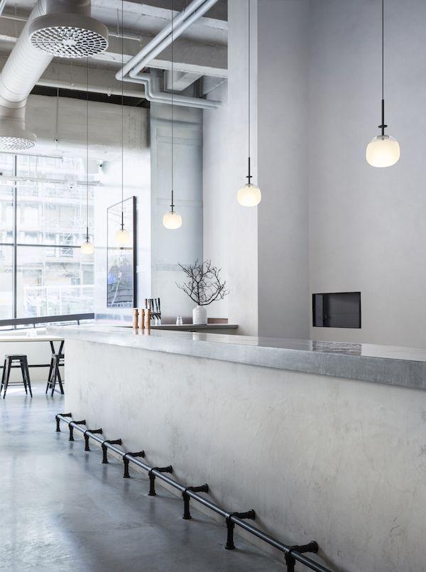 minimal light design by vibia cafes pinterest restaurant rh pinterest com