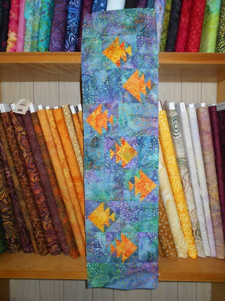 Ohio The Fabric Peddler In Wadsworth Row By Row Quilt Shop Hop