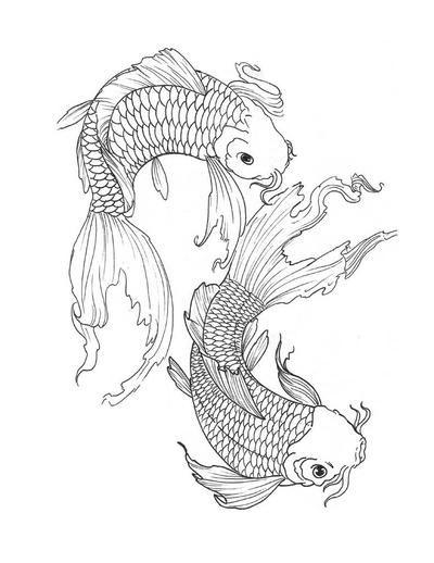 23 Japanese Tattoo Designs II by Derek Dufresne