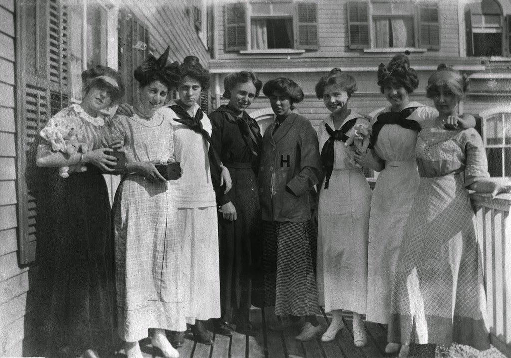 vintage everyday: 1910s