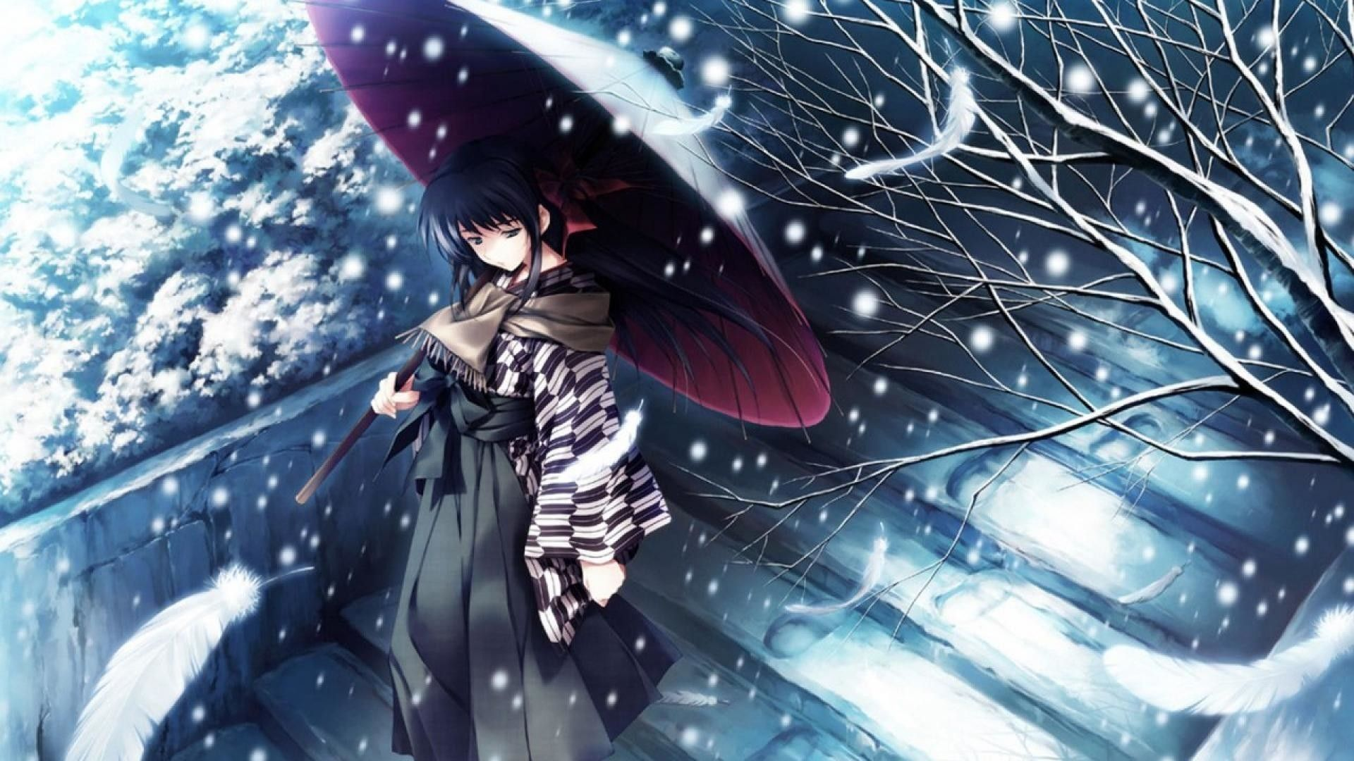 Pin By Sean On Winter Let It Snow Anime Wallpaper Hd Anime Wallpapers Anime Wallpaper Download