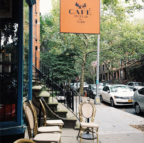 favorite coffee spot in the neighborhood. #handsdown photo by ilenia martini