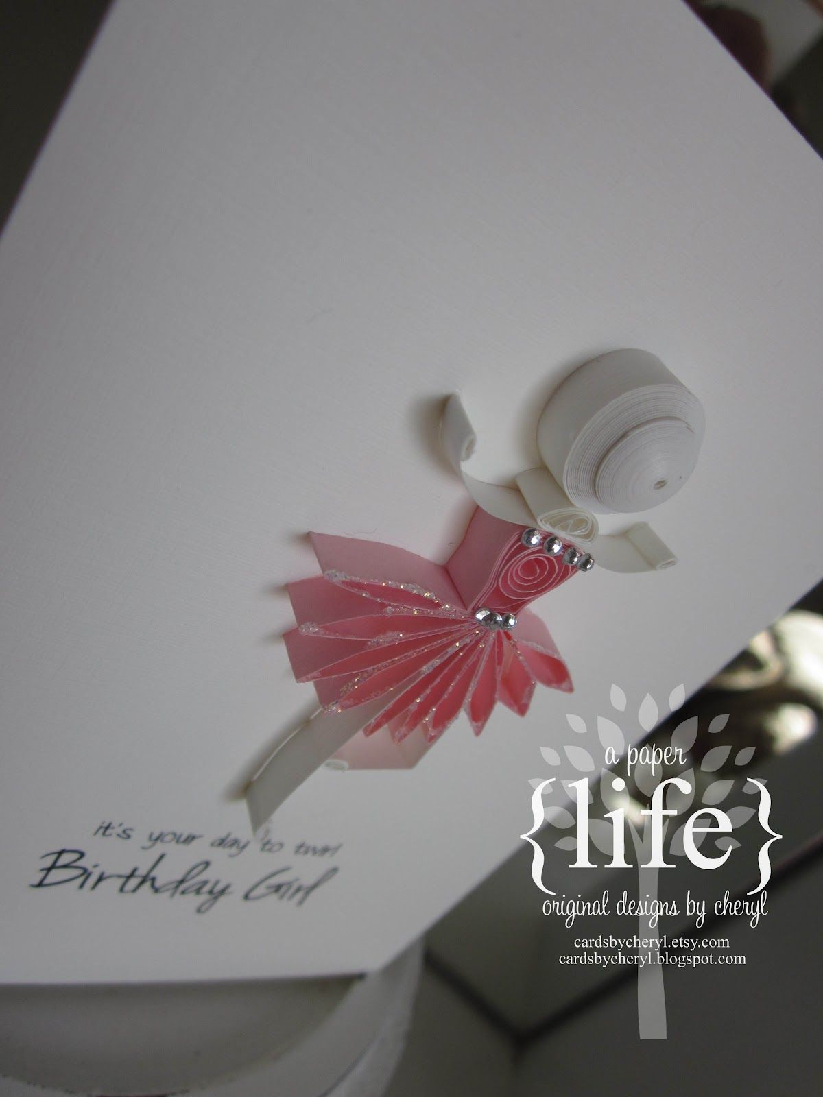 ~ a paper {life}: quilling