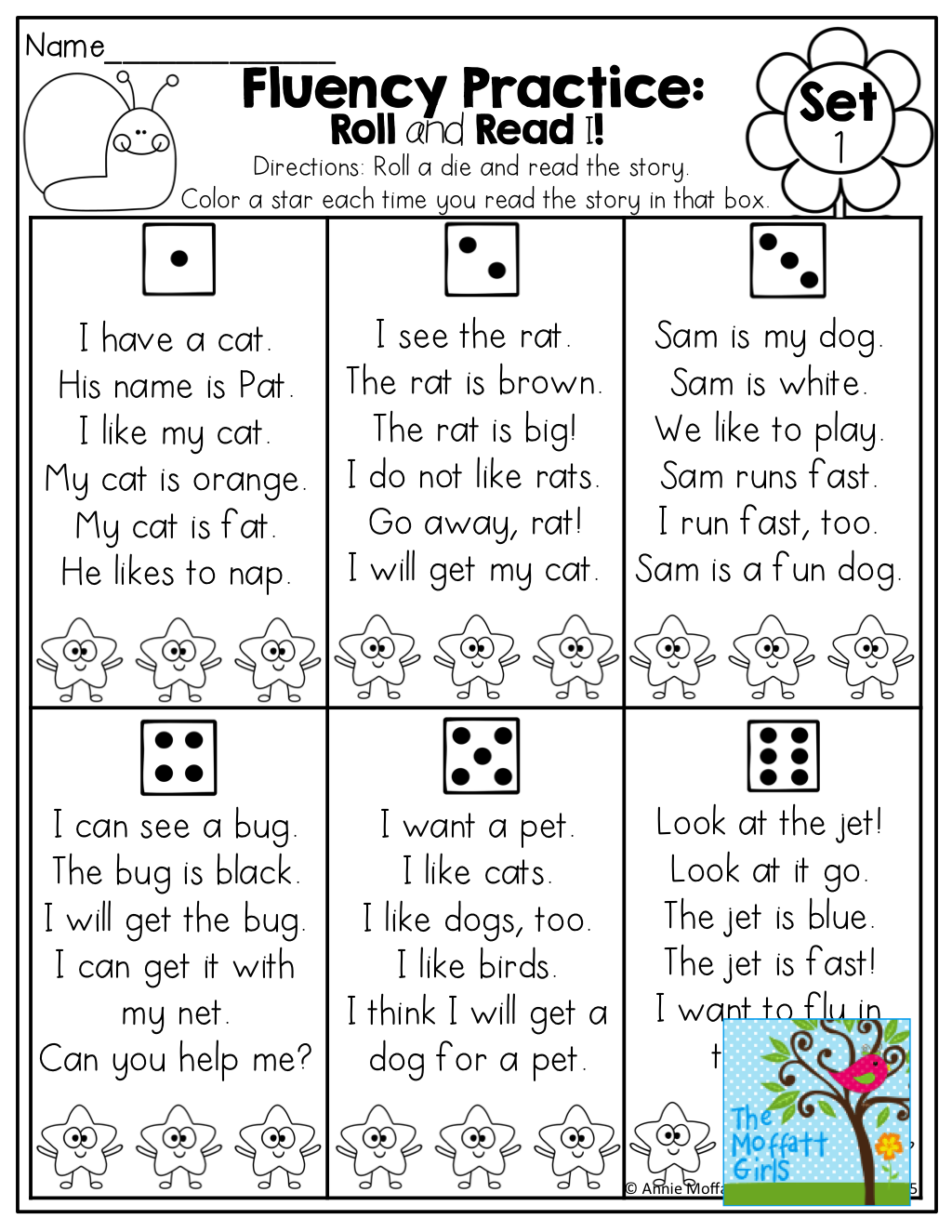 Read And Sequence No Prep Packet Set Simple Stories