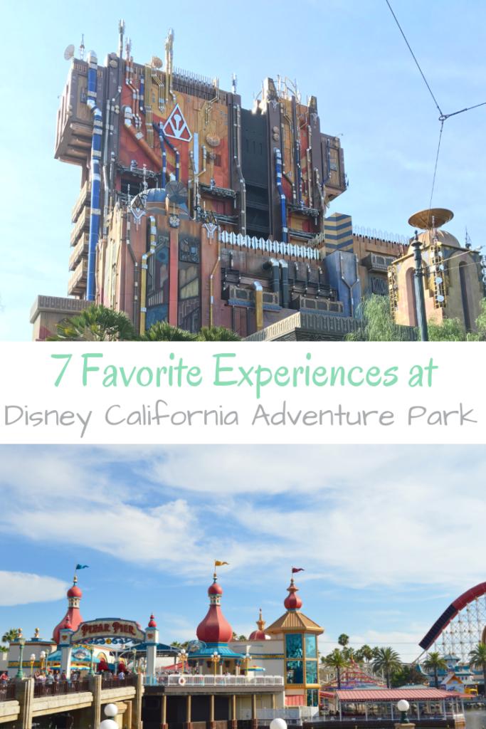 7 favorite experiences at disney california adventure park rh pinterest com