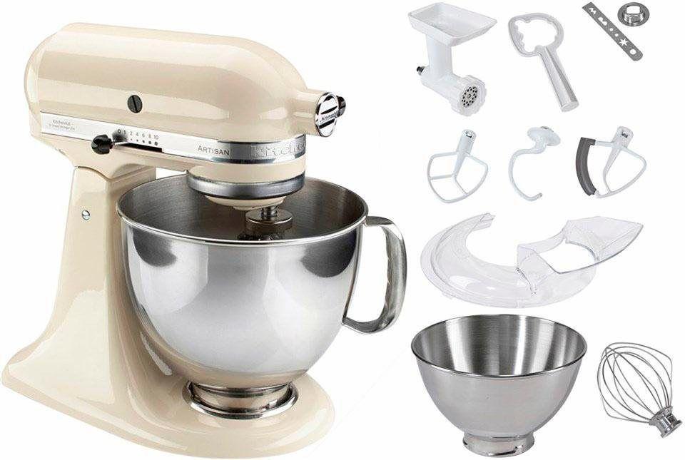 Artisan Küchenmaschine ~ Beautiful kitchenaid küchenmaschine artisan weiß ksm psewh