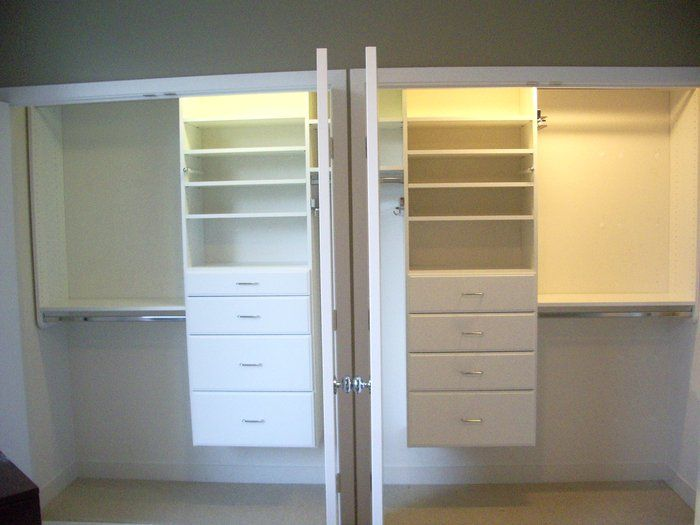 Photos Of Chicagoland Custom Closets   Chicago, IL. White Reach In