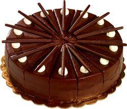Gourmet Chocolate Ganache Cake
