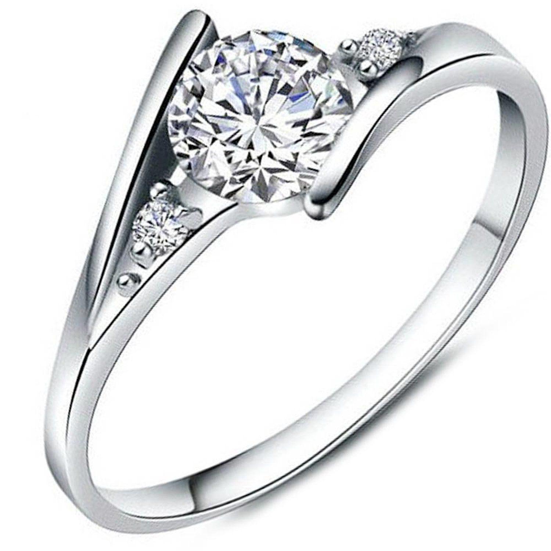 Inspirational Simple Diamond Wedding Rings for Women | Jewellry\'s ...