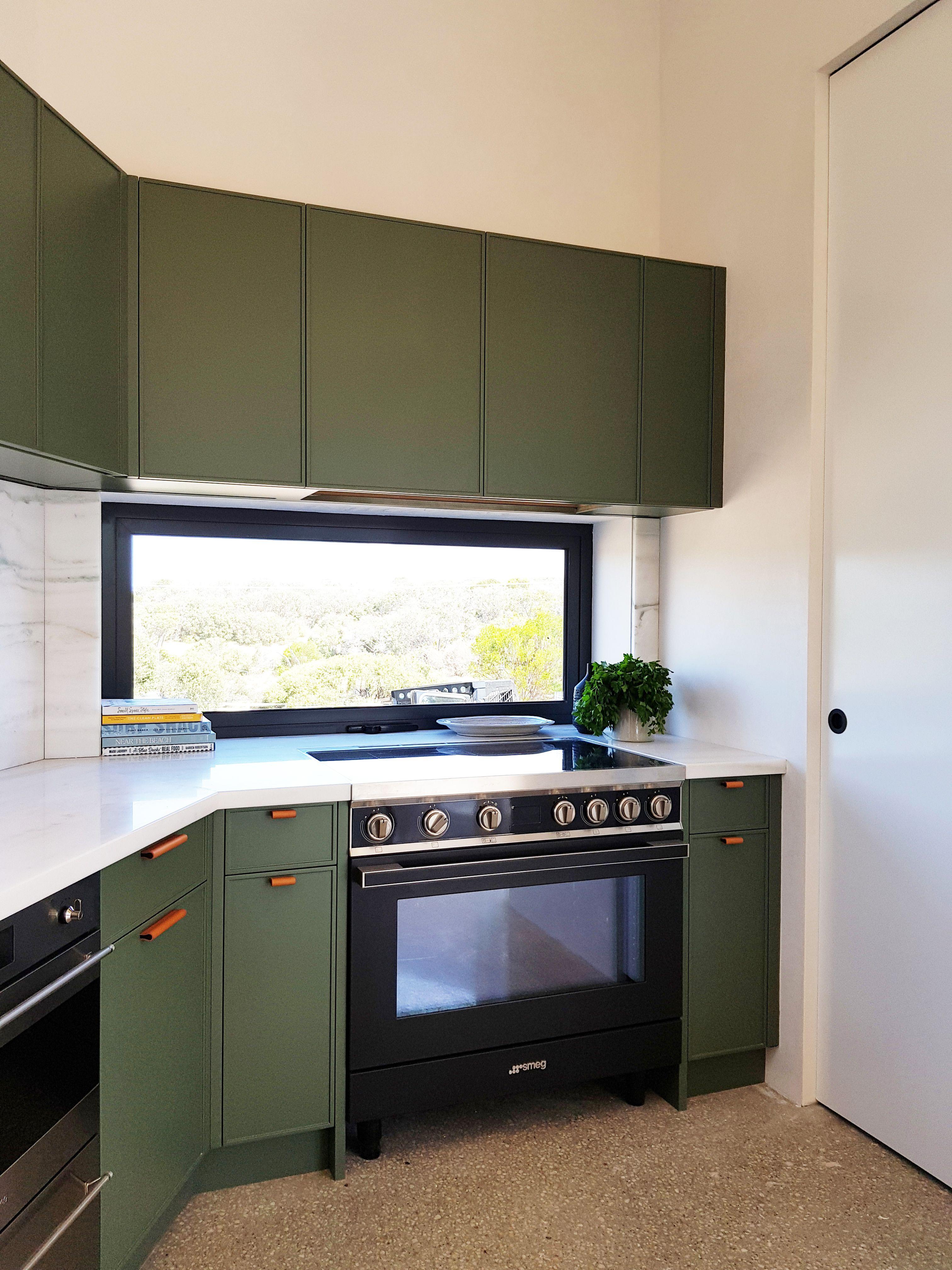 Love Shack Smeg Oven Kitchen Interior Kitchen Renovation Design Kitchen Renovation