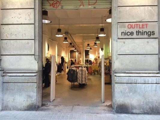 Shopping Express à Barcelone - Site de lebazarchocolatchaud !