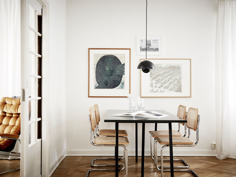 Beautiful home of Elin Odnegård for Plaza Interiör. Styling by ...