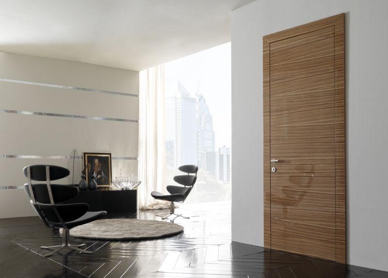 Minimalist Wood Interior Doors For Modern Bedroom Decor Without Ventilation To Perfecting Room Layout / Interior Doors | Charming Interior D.. & Zebrano Wood Doors \u0026 Decogloss Plus Acrylic Kitchen Doors ... Pezcame.Com